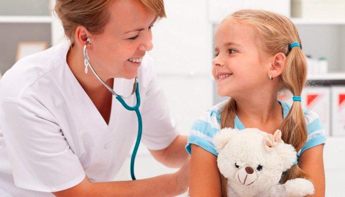 Преимущества онлайн посещения детского врача